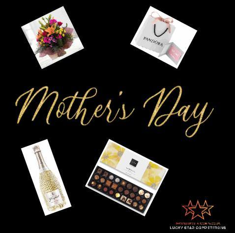 Entry List - Win Mothers Day Bundle